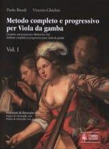 Biordi Paolo / Ghielmi Vittorio - Metodo Completo e Progressivo - Volume 1 - 楽譜 - di-arezzo.jp