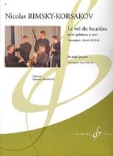 Le vol du bourdon –Quintette à vent - Conducteur + parties laflutedepan.com