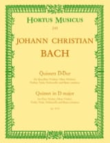 Quintett D-Dur op. 11 n° 6 –Flöte Oboe Violine Viola BC - laflutedepan.com