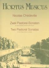 2 Pastoral-Sonaten - 2 Flöten (Violinen, Oboen) - laflutedepan.com