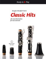 - Classic Hits – 2 Clarinets - Partition - di-arezzo.fr