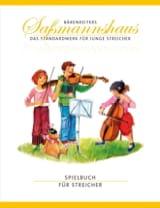 Spielbuch für Streicher Egon Sassmannshause Partition laflutedepan.com