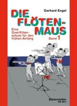 Die Flötenmaus Bd. 1 – Schule Gerhard Engel Partition laflutedepan.com