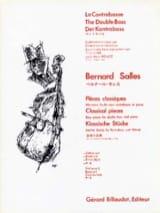 Pièces Classiques Volume 1A - Bernard Salles - laflutedepan.com