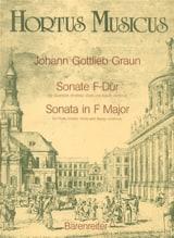 Sonate F-dur - Flöte Violine, Viola und Basso continuo laflutedepan