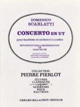 Concerto en Ut - Hautbois et Piano - laflutedepan.com