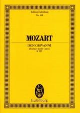 Don Giovanni, Ouvertüre (KV 527) – Partitur - laflutedepan.com