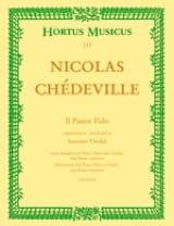 VIVALDI - El pastor Fido op. 13 - Floe o. Oboe, Violine u. bc - Partitura - di-arezzo.es