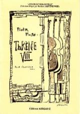 Piotr Moss - Threne VIII - Sheet Music - di-arezzo.co.uk