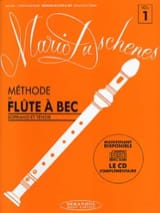 Mario Duschenes - Recorder method - Volume 1 - soprano / tenor - Sheet Music - di-arezzo.co.uk
