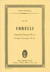Concerto Grosso No.1 Ré Majeur Arcangelo Corelli laflutedepan.com