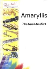 Amaryllis André Ameller Partition Clarinette - laflutedepan