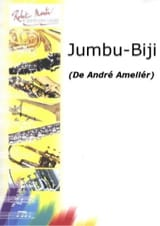 Jumbu-Biji - André Ameller - Partition - Clarinette - laflutedepan.com