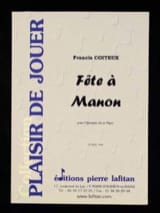 Francis Coiteux - Party in Manon - Sheet Music - di-arezzo.co.uk