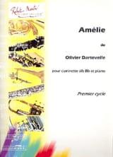 Amélie - Olivier Dartevelle - Partition - laflutedepan.com