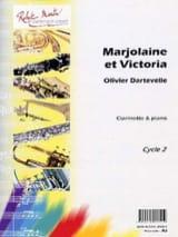 Marjolaine et Victoria Olivier Dartevelle Partition laflutedepan.com