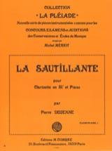 Pierre Degenne - La sautillante - Partition - di-arezzo.fr