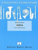 Vesta Désiré Dondeyne Partition Clarinette - laflutedepan.com