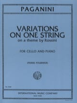 Variations on One String on a Theme by Rossini laflutedepan.com