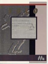 Gavotte et Berceuse Maurice Faillenot Partition laflutedepan.com