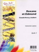 Roxane et Edmond Claude-Henry Joubert Partition laflutedepan.com