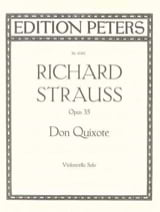 Don Quixote op. 35 - Richard Strauss - Partition - laflutedepan.com