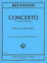 Concerto in D major, op. 61 – Violin laflutedepan.com