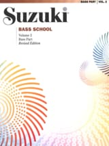 Suzuki - Bass School – Bass Part, Volume 2 - Partition - di-arezzo.fr