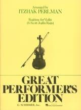 Ragtime for Violin - Joplin Scott / Perlman Itzhak - laflutedepan.com
