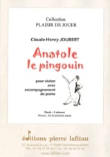 Claude-Henry Joubert - Anatole the Penguin - Sheet Music - di-arezzo.co.uk