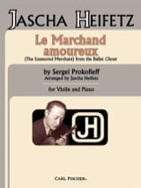 Serge Prokofiev - The lover merchant - Violin - Sheet Music - di-arezzo.co.uk