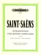 Introduction et Rondo Capriccioso op. 28 laflutedepan.com
