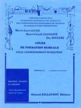 Lucas Marie-Luce / Fantapié Henri Claude / Succari Dia - Cours de FM – Débutant 2 - Elève - Partition - di-arezzo.fr