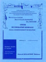 Lucas Marie-Luce / Fantapié Henri Claude / Succari Dia - FMコース - 初心者2 - 学生 - 楽譜 - di-arezzo.jp