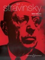 Suite Italienne Igor Stravinsky Partition Violon - laflutedepan.com