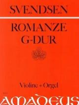 Romanze op. 26 in G-Dur - Johan Severin Svendsen - laflutedepan.com