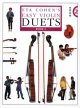 Cohen Eta / Brown Christine - Easy violin duets Volume 2 - Partition - di-arezzo.fr