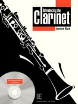 Introducing the clarinet - James Rae - Partition - laflutedepan.com