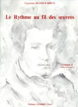 Laurence Jegoux-Krug - The Rhythm of the Works Volume 4 - Sheet Music - di-arezzo.com