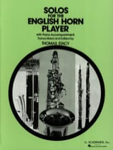 Solos for the english horn player Thomas Stacy laflutedepan.com