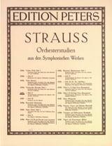 Richard Strauss - Orchesterstudien Violoncello, Heft 2 - Sheet Music - di-arezzo.com
