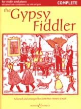 The Gypsy Fiddler Jones Edward Huws Partition laflutedepan.com