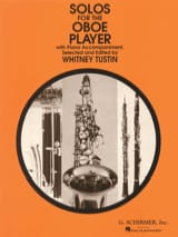 Solos for the Oboe Player Whitney Tustin Partition laflutedepan.com