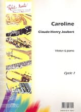Claude-Henry Joubert - Carolina - Sheet Music - di-arezzo.com