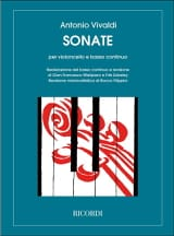 VIVALDI - sonatas - Sheet Music - di-arezzo.co.uk