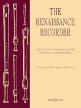 The renaissance recorder (Alto) - Steve Rosenberg - laflutedepan.com