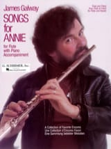 Songs for Annie James Galway Partition laflutedepan.com
