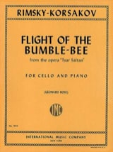 Flight of the bumble-bee Nicolaï Rimsky-Korsakov laflutedepan.com