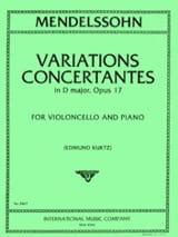 Variations concertantes in D major, op. 17 laflutedepan.com
