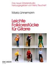 Maria Linnemann - Leichte Folklorestücke für Gitarre - Sheet Music - di-arezzo.co.uk